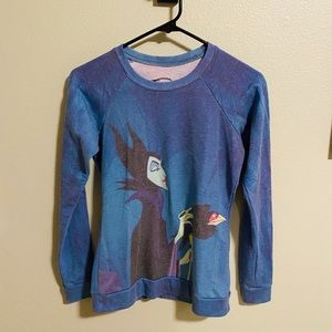 Hot Topic Disney Maleficent sweater